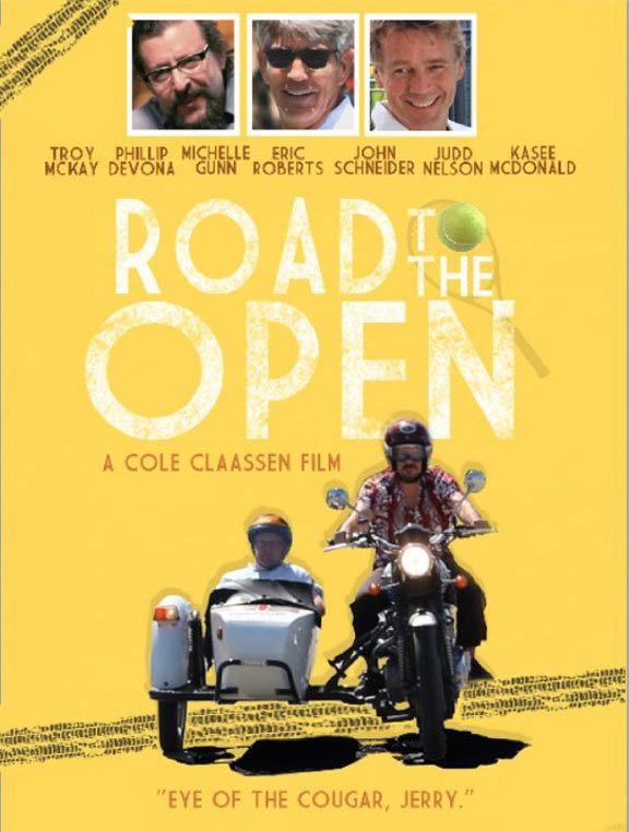 Road to the Open Poster #1