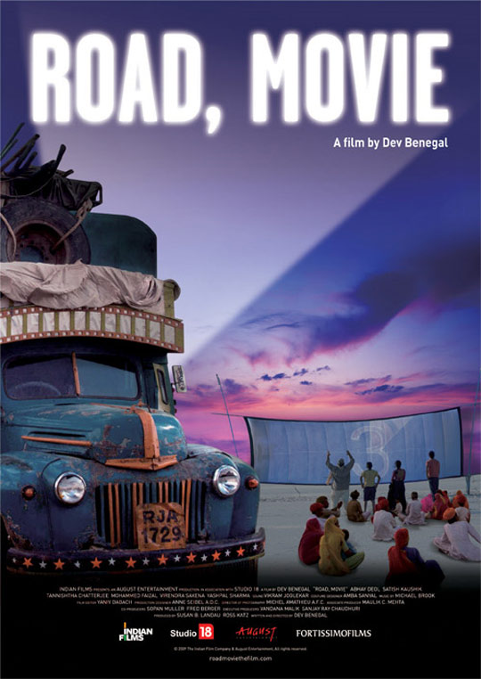 Road, Movie Poster #1