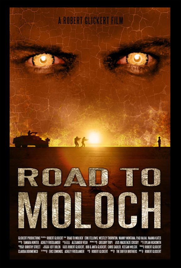 Road to Moloch Poster #1