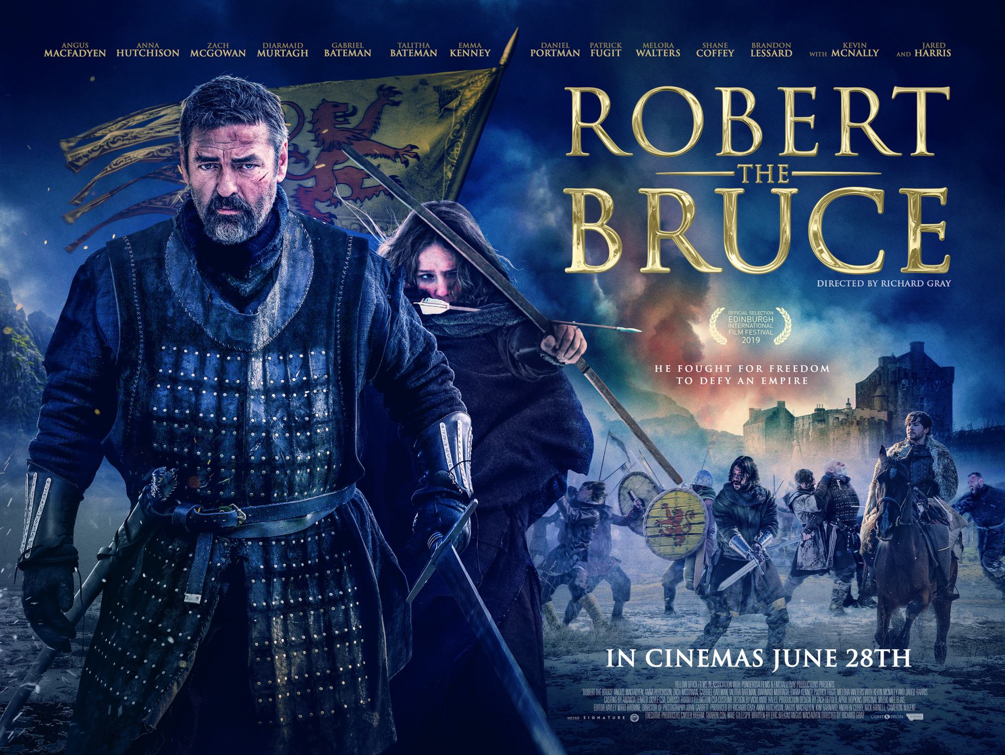 Robert the Bruce Poster #1