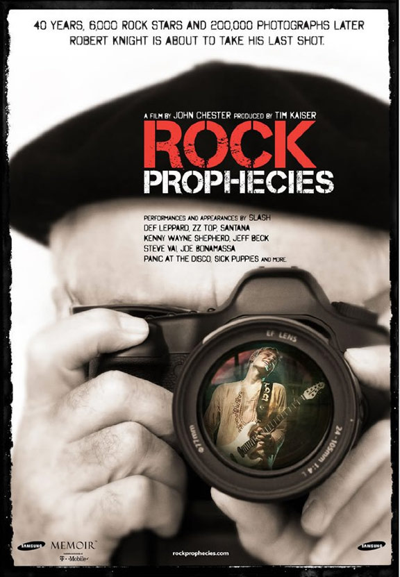 Rock Prophecies Poster #1