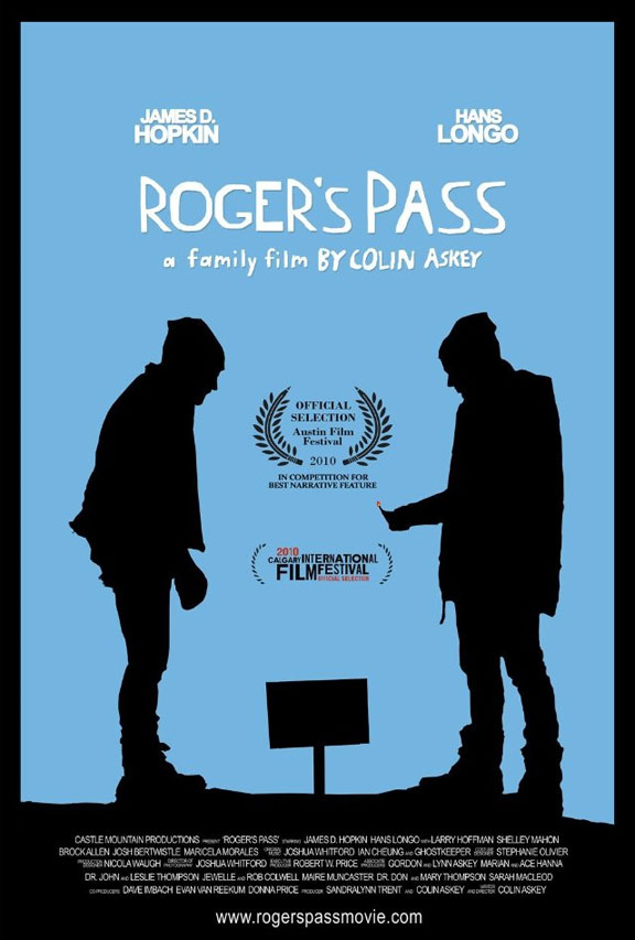 Roger's Pass Poster #1