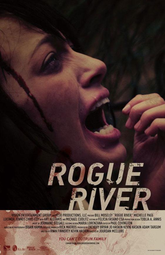 Rogue River Poster #1