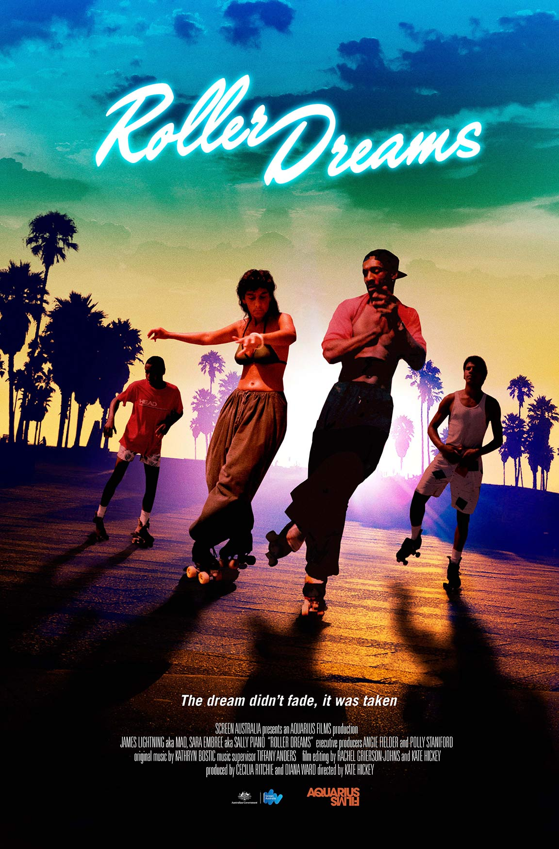 Roller Dreams Poster #1