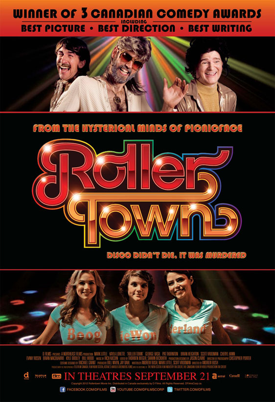 Roller Town Poster #2