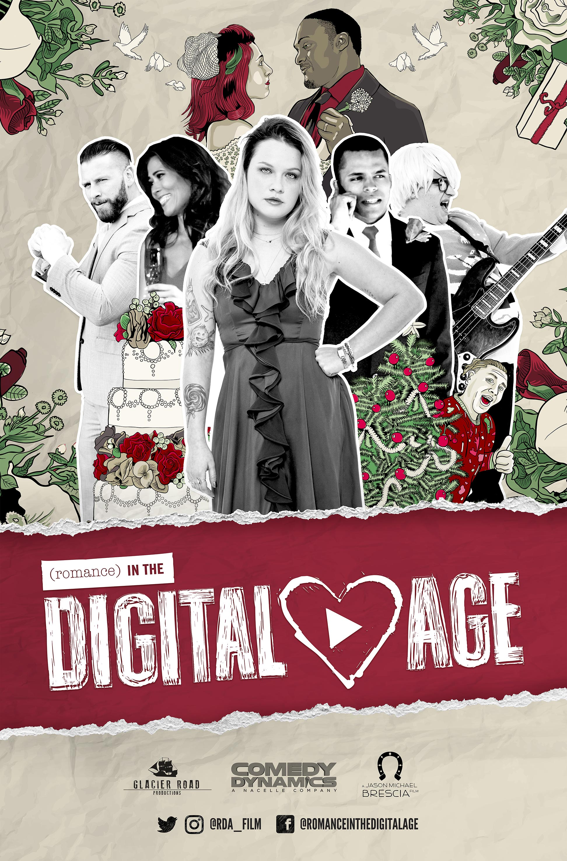 (Romance) in the Digital Age Poster #1