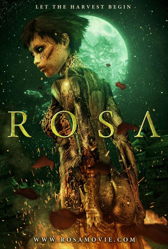 Rosa Poster #1