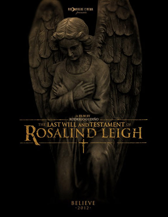 The Last Will and Testament of Rosalind Leigh Poster #1