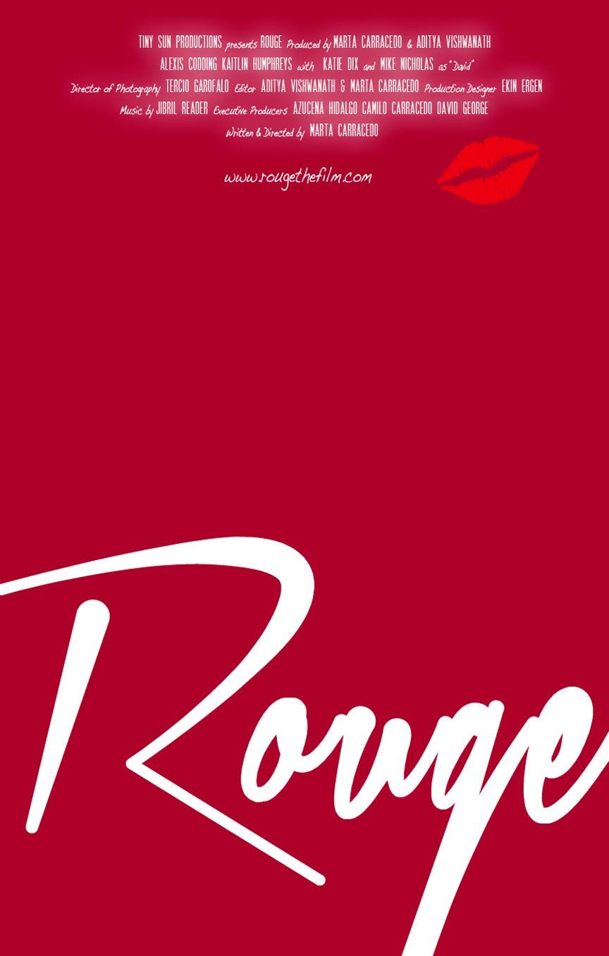 Rouge Poster #1