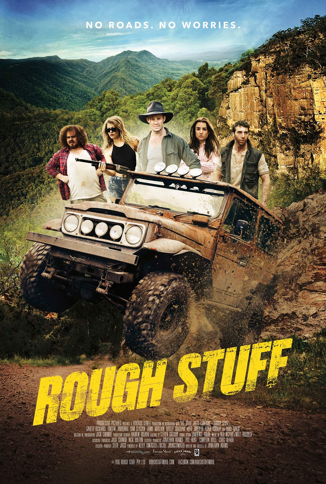 Rough Stuff Poster #1
