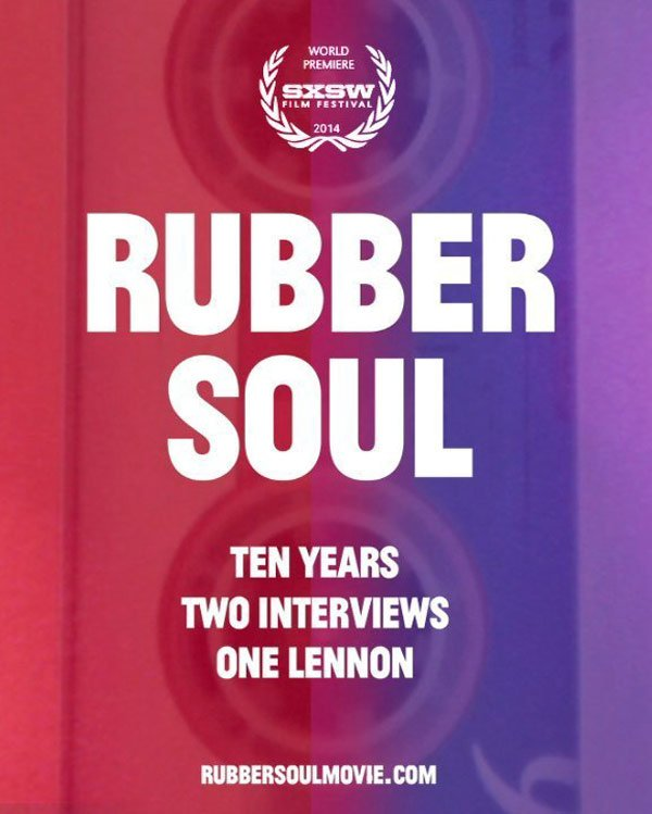 Rubber Soul Poster #1