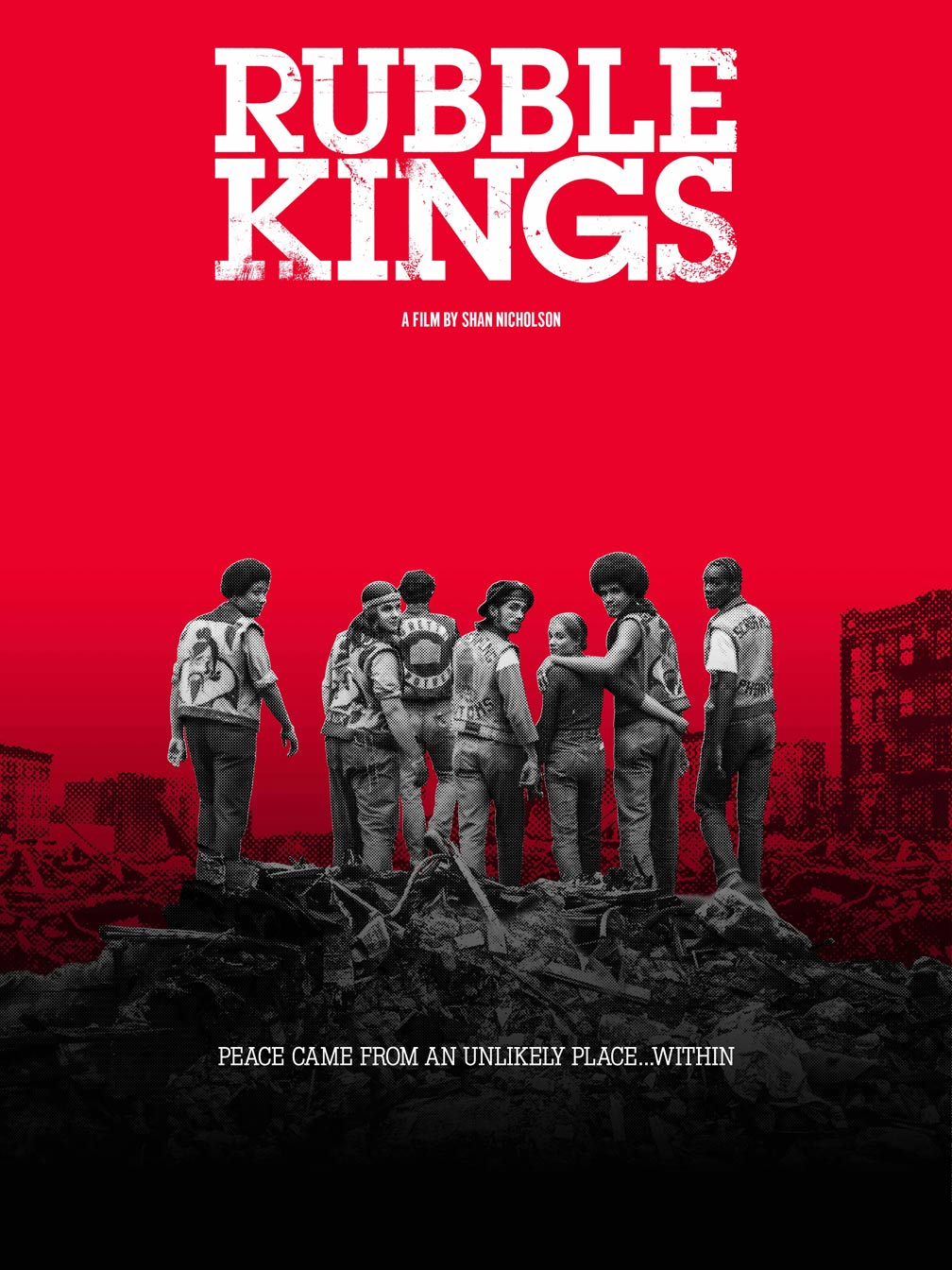 Rubble Kings Poster #1