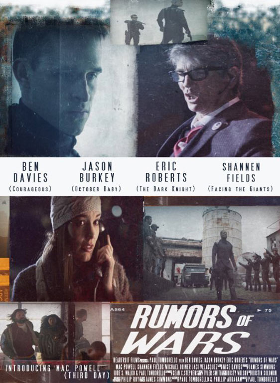 Rumors of Wars Poster #1
