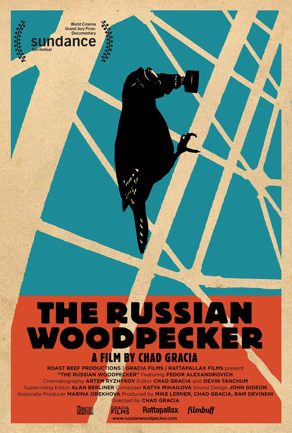 The Russian Woodpecker Poster #2