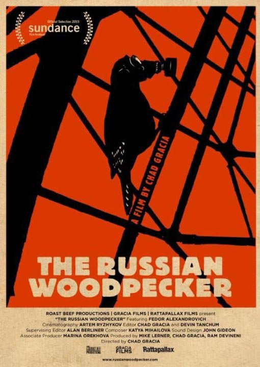 The Russian Woodpecker Poster #1
