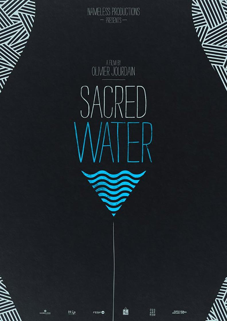 Sacred Water Poster #1