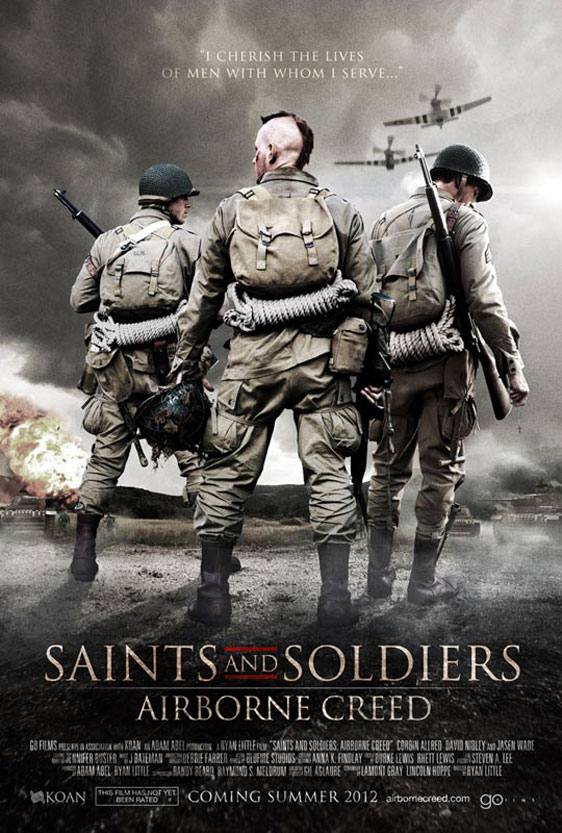 Saints and Soldiers: Airborne Creed Poster #1