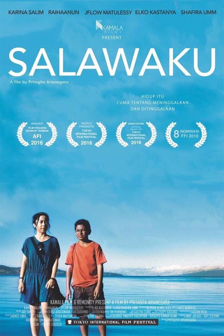 Salawaku Poster #1