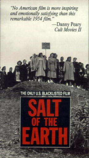 Salt of the Earth Poster #1