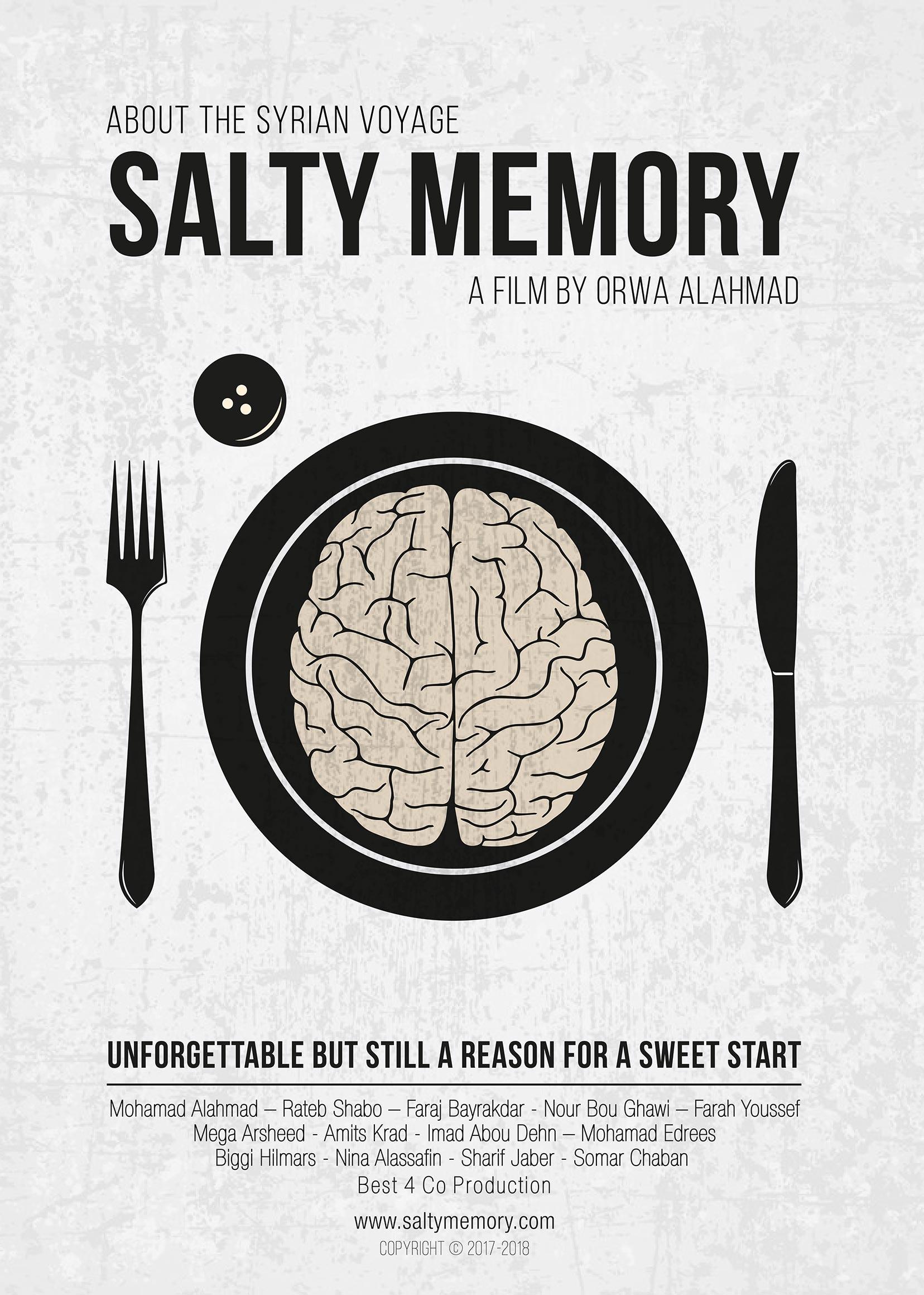 Salty Memory Poster #1