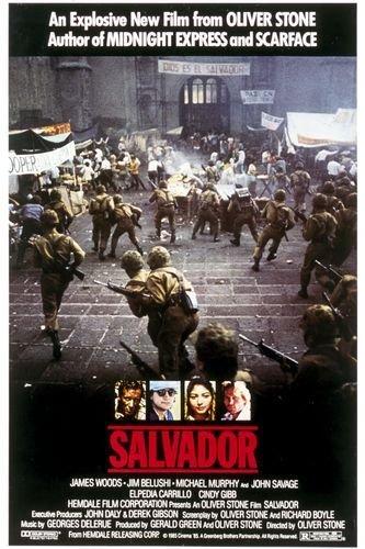 Salvador Poster #1