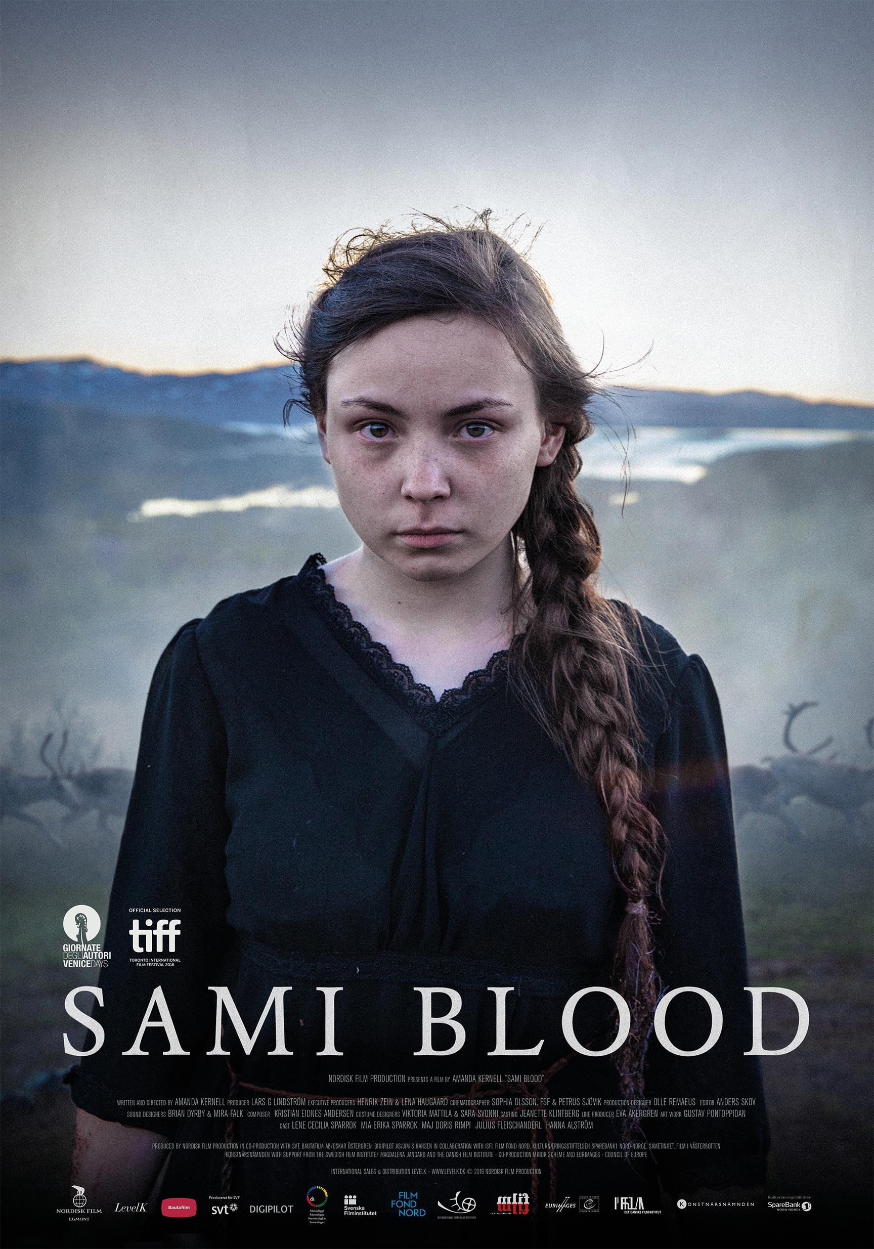 Sami Blood Poster #1