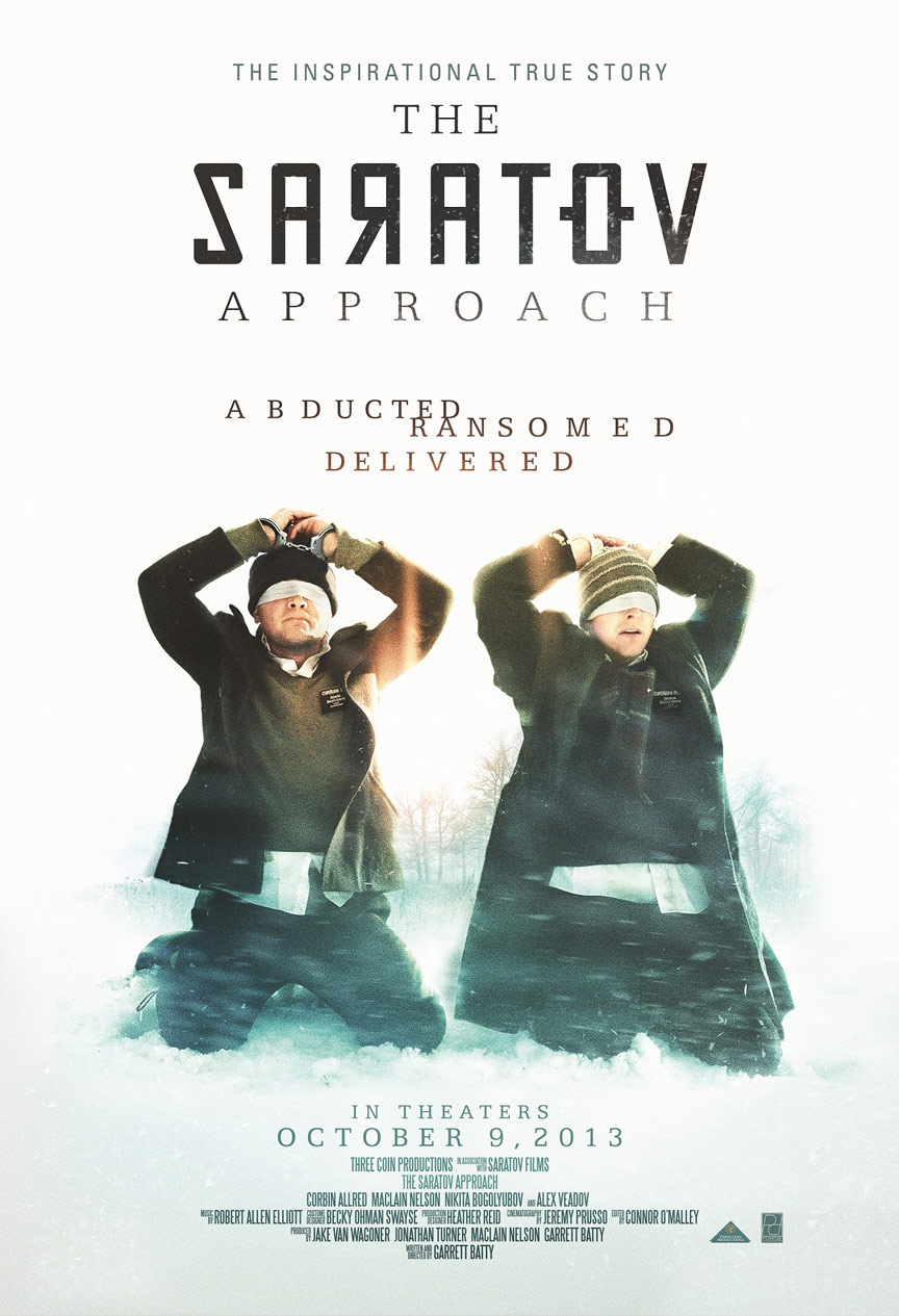 The Saratov Approach Poster #1