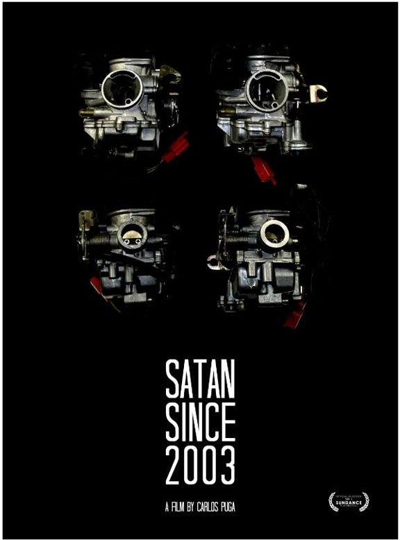 Satan Since 2003 Poster #1