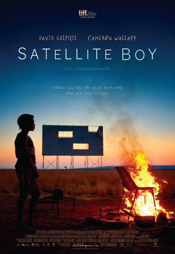 Satellite Boy Poster #1