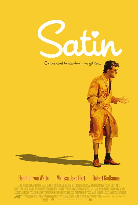 Satin Poster #3