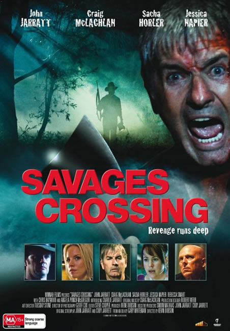 Savages Crossing Poster #1