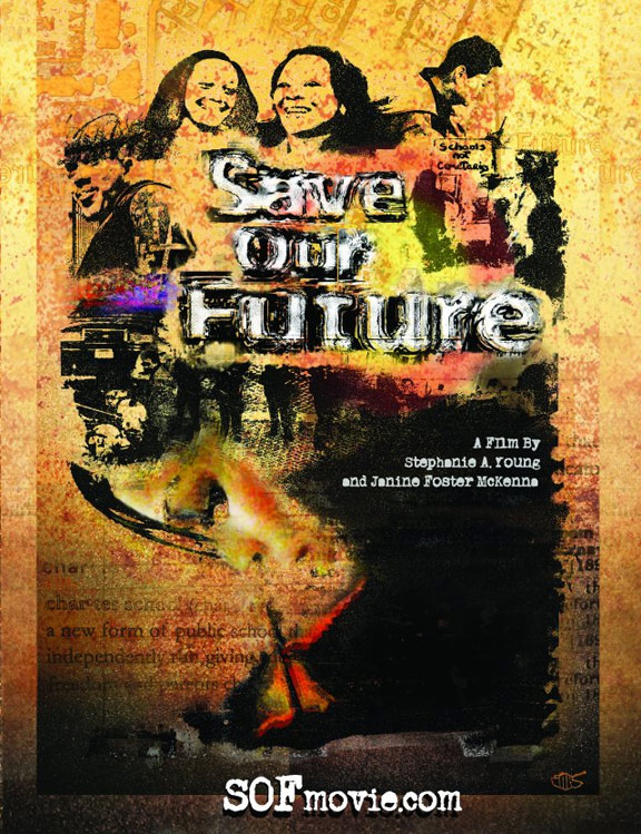 Save Our Future Poster #1