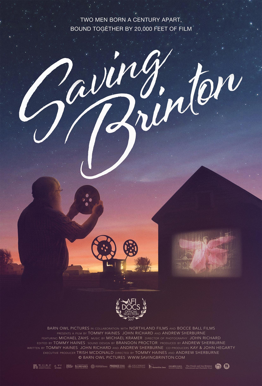 Saving Brinton Poster #1