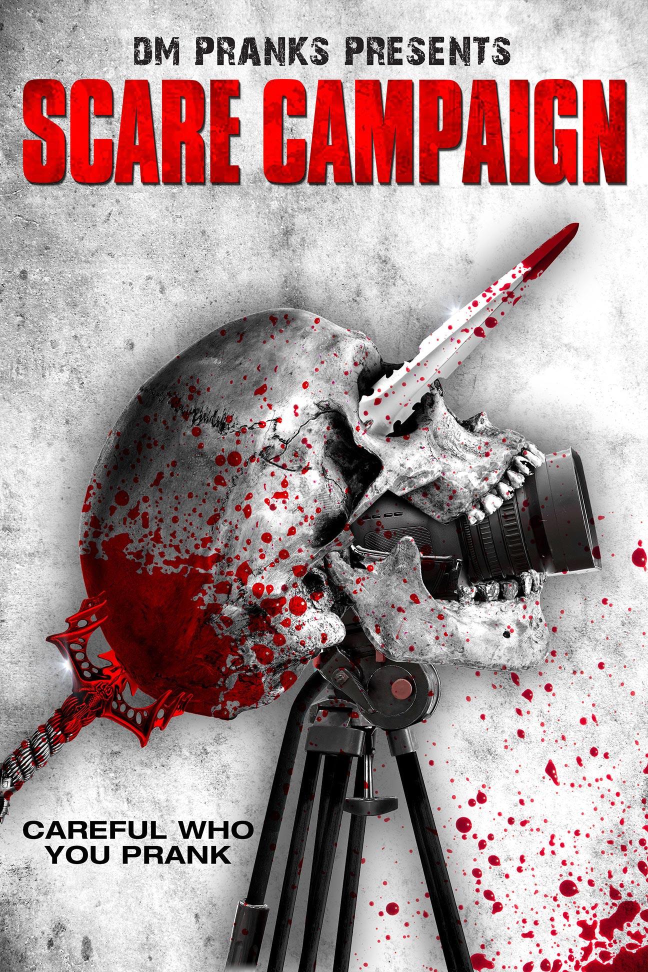 Scare Campaign Poster #1