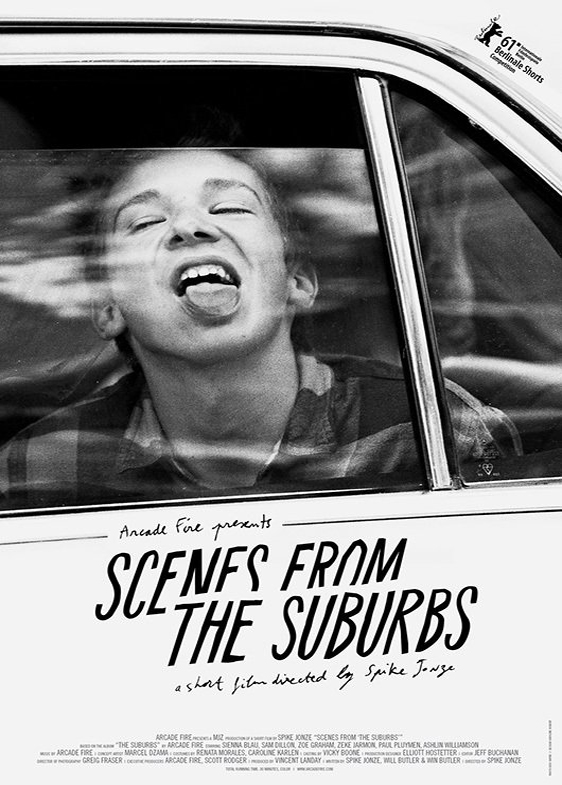 Scenes from the Suburbs Poster #1