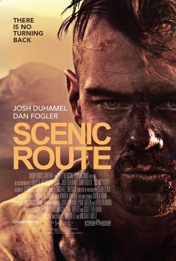Scenic Route Poster #1