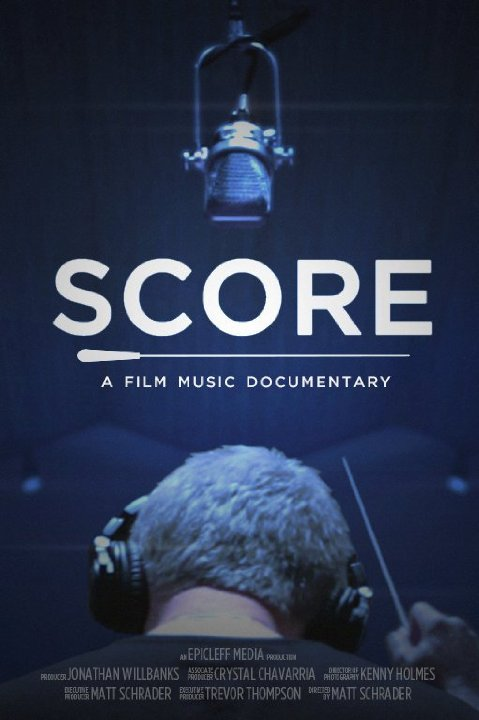 Score: A Film Music Documentary Poster #1