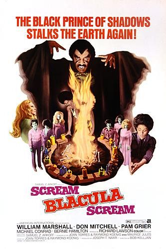Scream Blacula Scream Poster #1