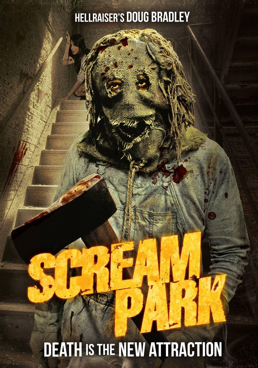 Scream Park Poster #1