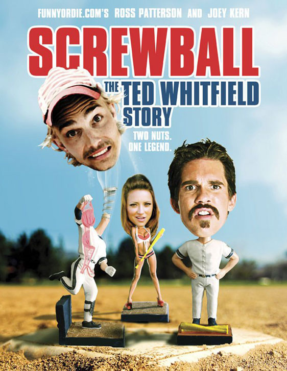 Screwball: The Ted Whitfield Story Poster #1