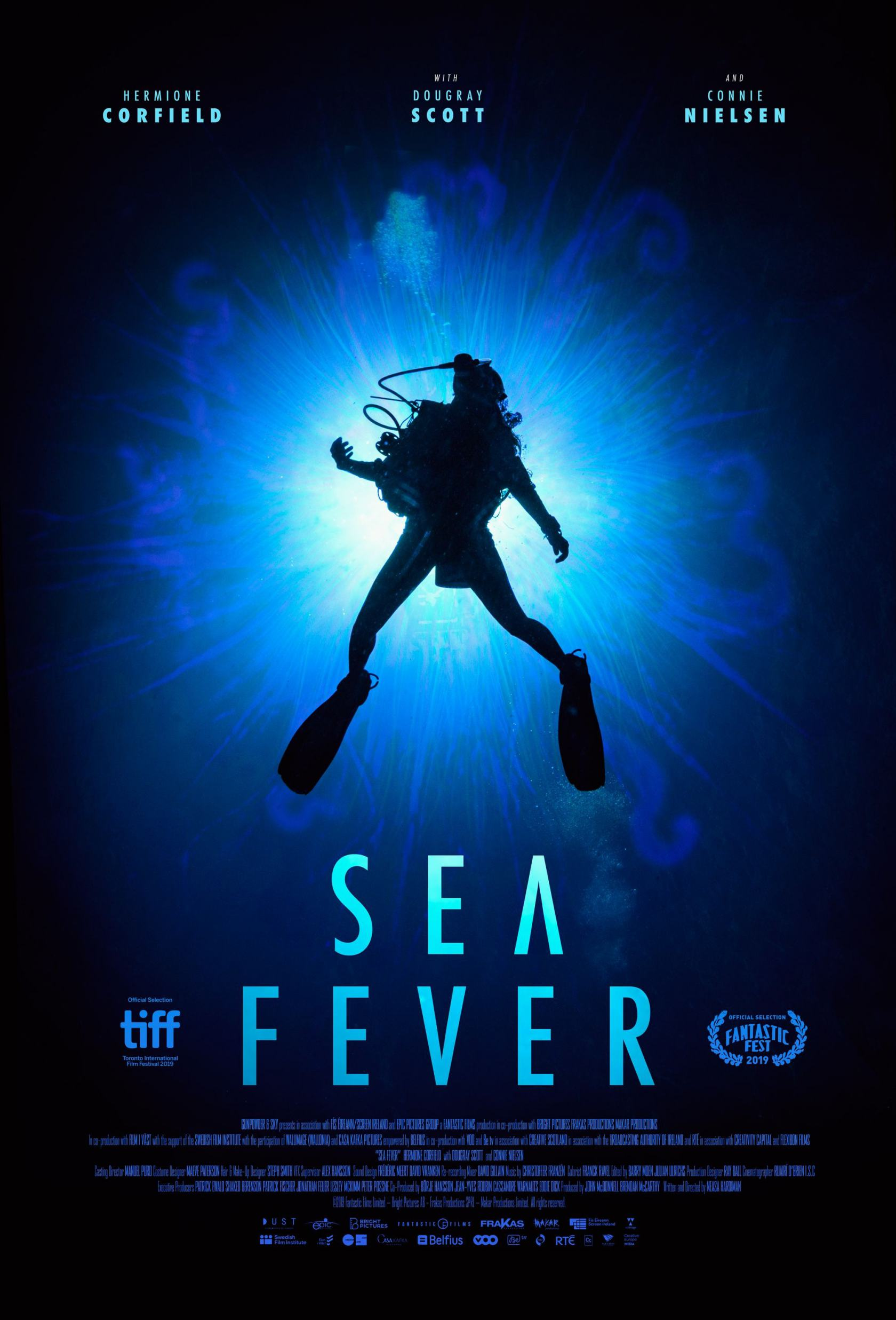 Sea Fever Poster #1