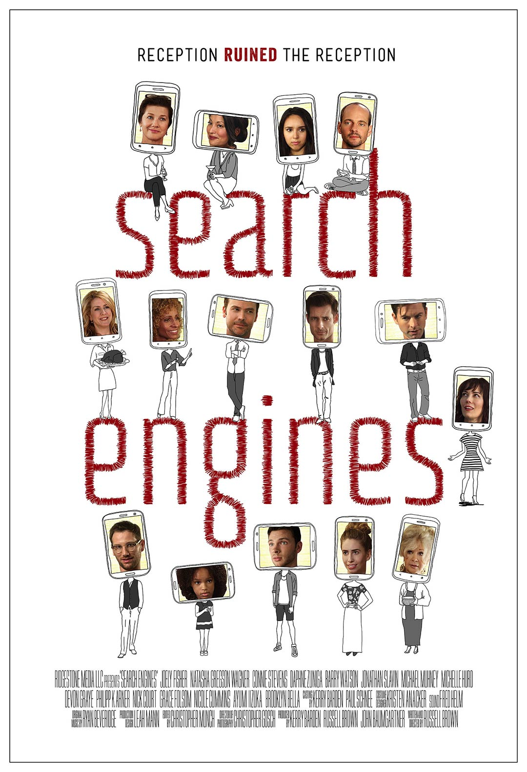 Search Engines Poster #1