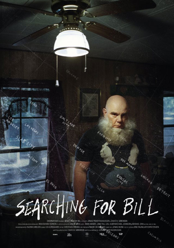 Searching For Bill Poster #1