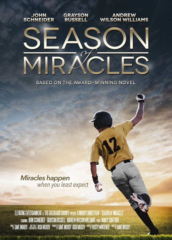 Season of Miracles Poster #1