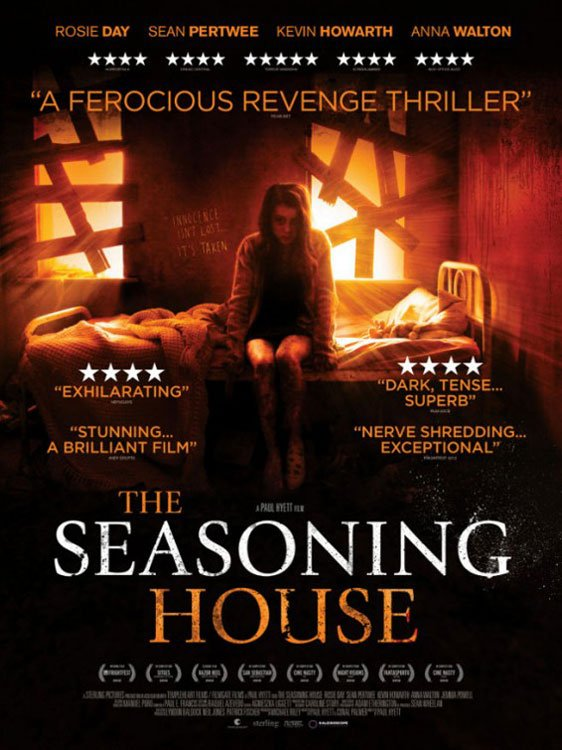 The Seasoning House Poster #2