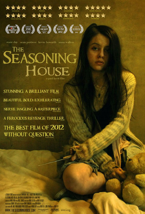 The Seasoning House Poster #1
