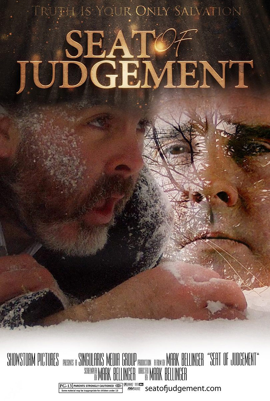 Seat of Judgement Poster #1