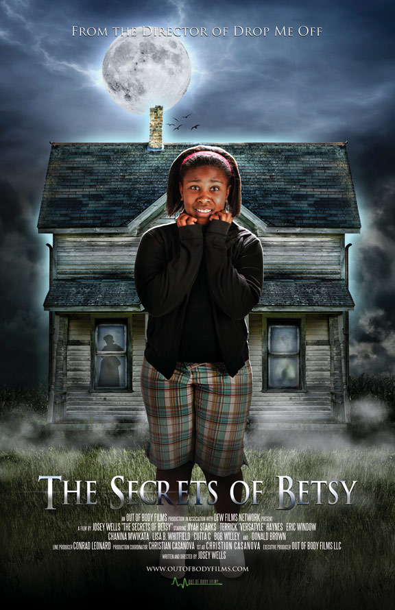 The Secrets of Betsy Poster #1