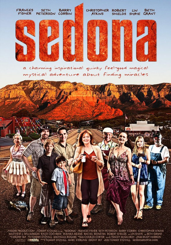 Sedona Poster #1