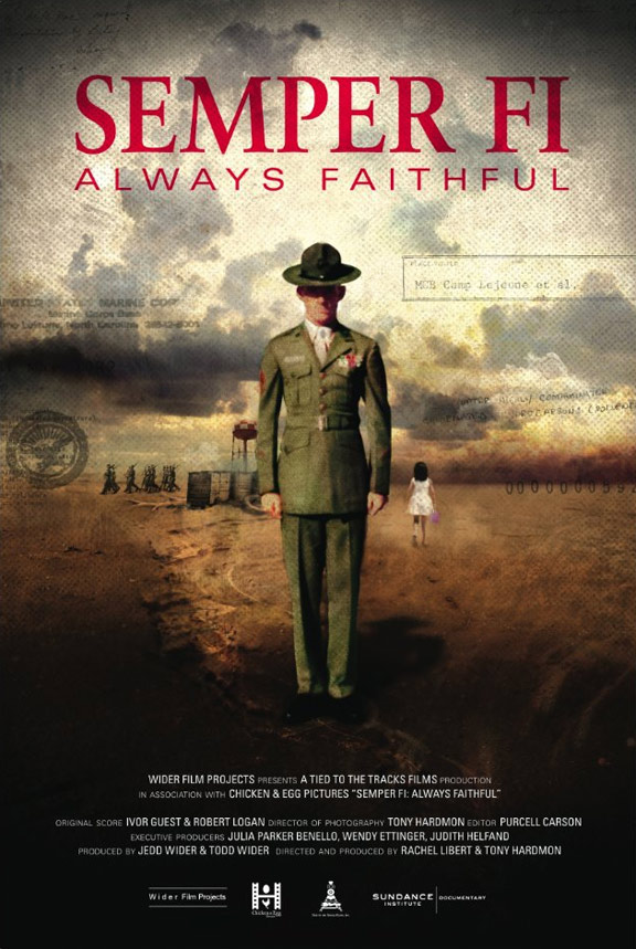 Semper Fi: Always Faithful Poster #1